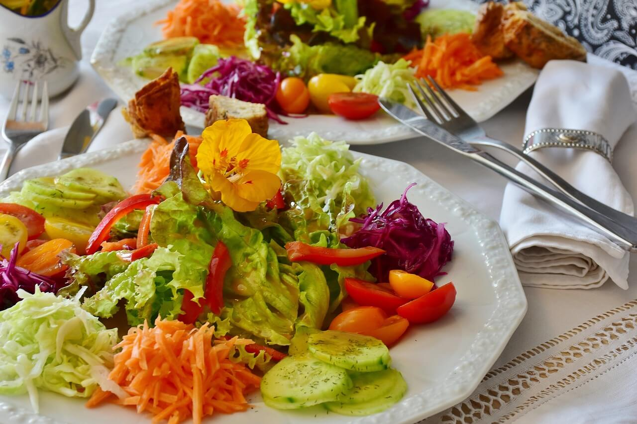 Co jecie żeby schudnąć