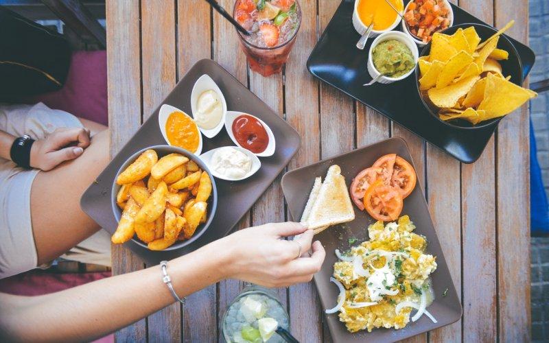 Wpływ jedzenia na zdrowie